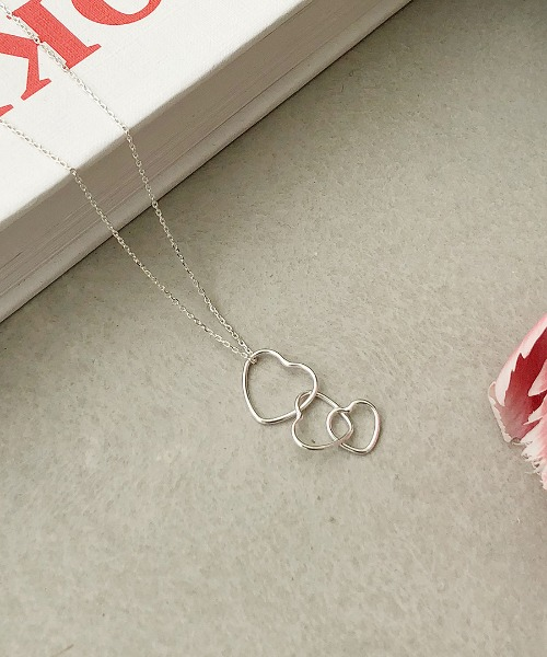 bonbon necklace (silver 92.5)