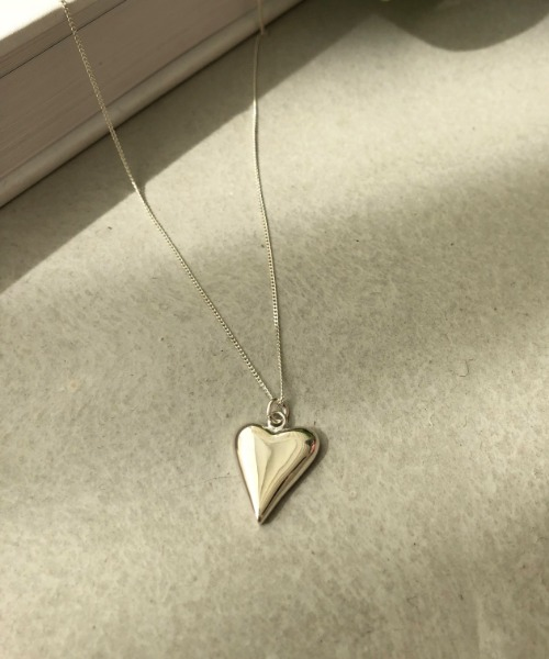 lovin necklace (silver92.5)